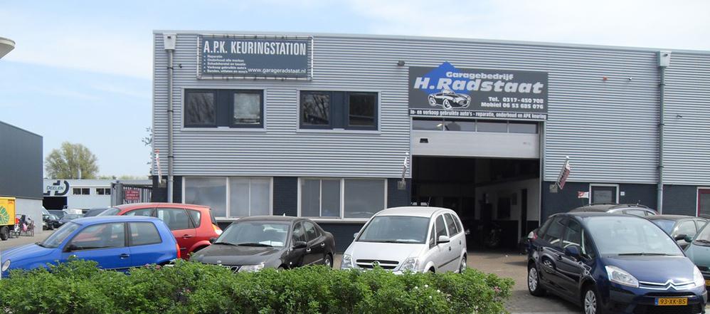 Garage Radstaat Wageningen
